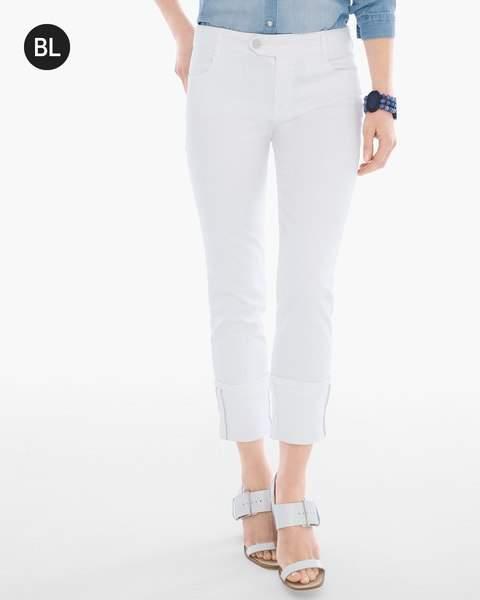 Chico'sCuffed Crop Jeans