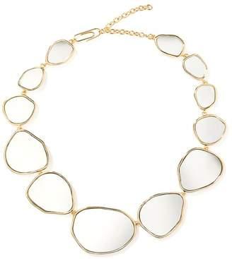 Aurelie Bidermann Ciottolo Mirror Necklace