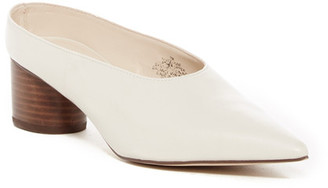 Nine West Zianne Pointed Toe Mule $89 thestylecure.com