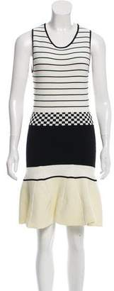 Timo Weiland Knit Sleeveless Dress