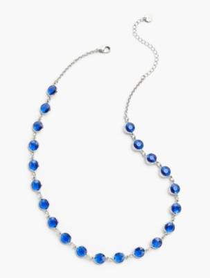 Talbots Delicate Stones Necklace