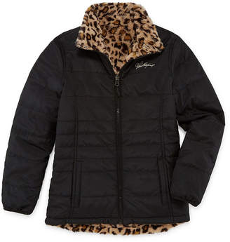 Weatherproof Midweight Puffer Jacket - Girls-Big Kid Plus