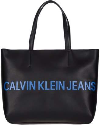 Calvin Klein Jeans Sculpted Tote Bag