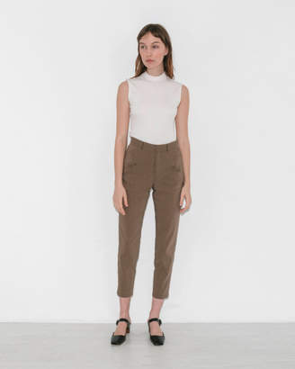 Colovos Highwaisted Slim Pant