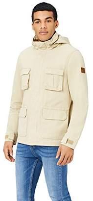 HIKARO Men's Field Jacket,(Manufacturer size: XX-Large)