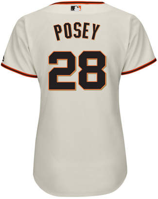 Majestic Women's Buster Posey San Francisco Giants Replica Jersey