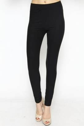 People Outfitter Peach Skin Legging