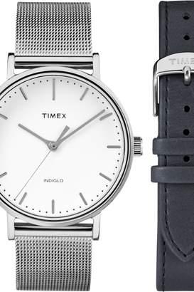 Timex Unisex Fairfield Box Set Watch TWG016700