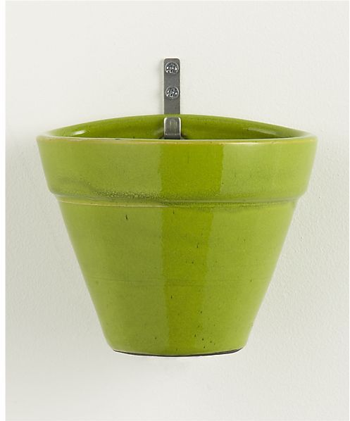 Crate & Barrel Hermione Small Wall Planter
