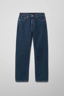Weekday Voyage River Blue Jeans - Blue