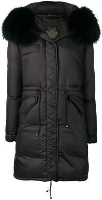 a7649898e87 Mr & Mrs Italy fur-trim parka coat