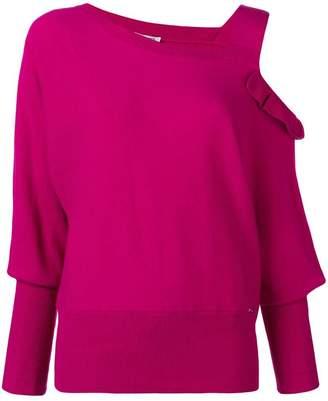 Liu Jo cut-detail sweater