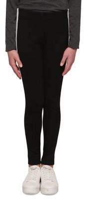 Dex Girl's Side-Stripe Pants