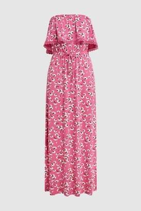 Next Womens Pink Maxi Dress