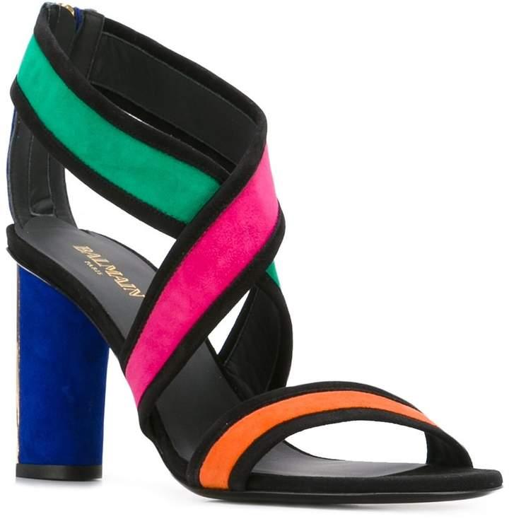 Balmain Aska sandals