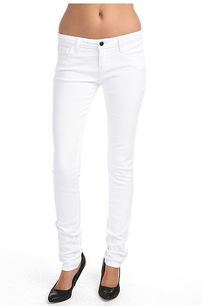 Lux Tapered Zip Jean