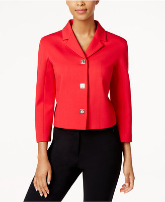 Tommy Hilfiger Turnlock Jacket $129 thestylecure.com