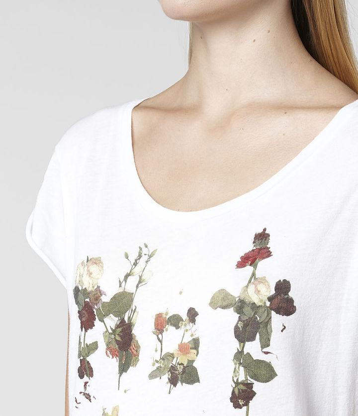 AllSaints Pressed T-shirt
