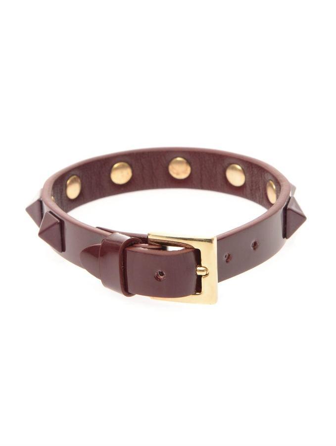 Valentino Punk Couture studded bracelet