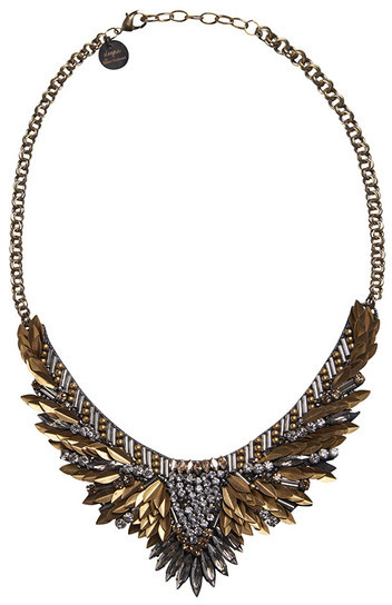 Deepa Gurnani Kelia Necklace