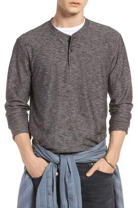 Treasure & Bond Slub Long Sleeve Henley