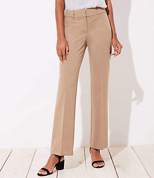 LOFT Petite Trousers in Custom Stretch in Julie Fit