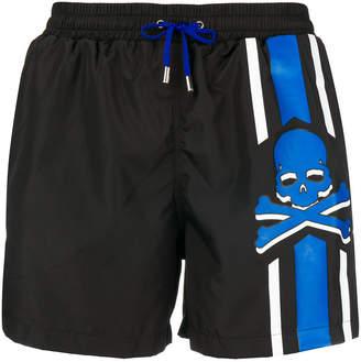Philipp Plein Me Now swim shorts