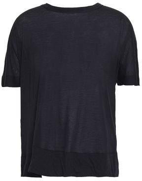 Marni Slub Cotton-jersey T-shirt
