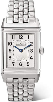Jaeger-LeCoultre Reverso Classic Medium Thin 24.4mm Stainless Steel Watch - Silver