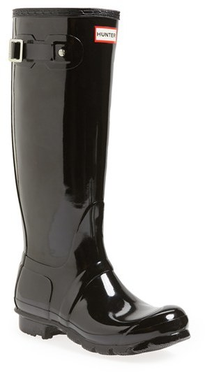 Hunter Women's High Gloss Boot