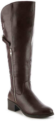 Celebrity Pink Dutch Wide Calf Riding Boot - Women's