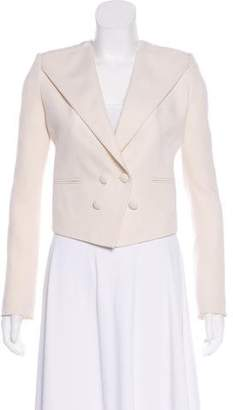 Givenchy Structured Cropped Blazer