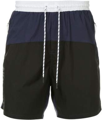 P.E Nation Aerobic swim shorts