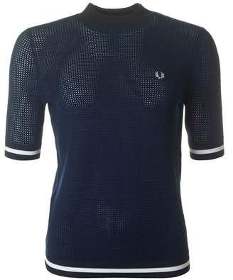 Fred Perry Bold Tipped Crew Neck Jumper