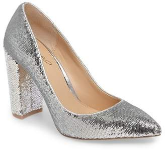 Badgley Mischka Luxury Pointy Toe Pump