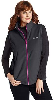 Columbia Women's plus-size Benton Springs Vest Plus