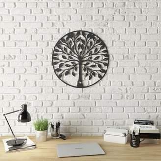 Winston Porter Tree of Life Metal Wall Dcor