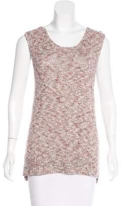 Brochu Walker Sleeveless Knit Sweater