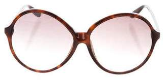 Tom Ford Rhonda Round Sunglasses