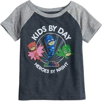 Toddler Boy Jumping Beans Kids by Day Tee