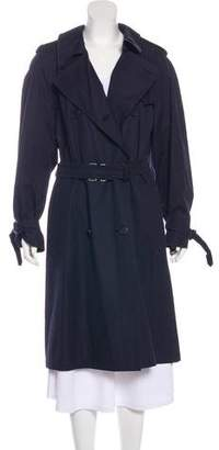 Hermes Belted Trench Coat