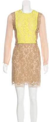 Jenni Kayne Colorblock Mini Dress