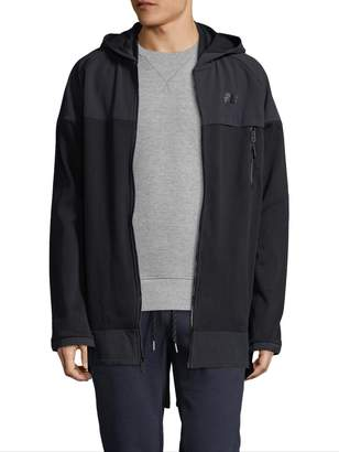 New Balance Men's 247 Hooded Cotton Jacket