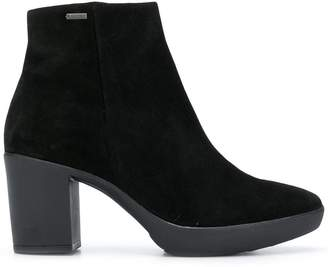 Högl rubber sole 75mm booties