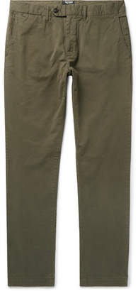 Todd Snyder Class Slim-Fit Stretch-Cotton Twill Chinos