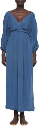 Mara Hoffman Nami Cover-Up Maxi Dress