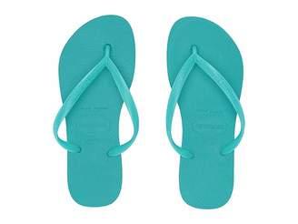 Havaianas Slim Flip Flops (Toddler/Little Kid/Big Kid)