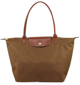 Longchamp Le Pliage Large Shoulder Tote Bag $145 thestylecure.com