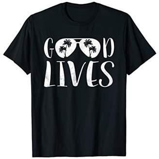 Good Lives - Vacation - Men Women T-Shirt