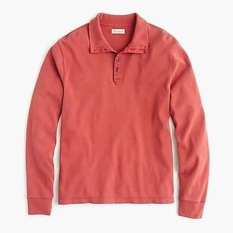 J.Crew Cotton mockneck pullover